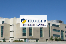 2017/2018 Humber College Scholarships for International Students in Canada