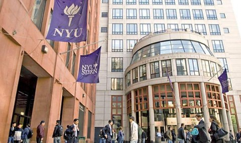 Apply for full Tuition Fee MBA Scholarships, New York University, USA