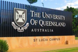 University of Queensland Science Scholarship 2017/2018